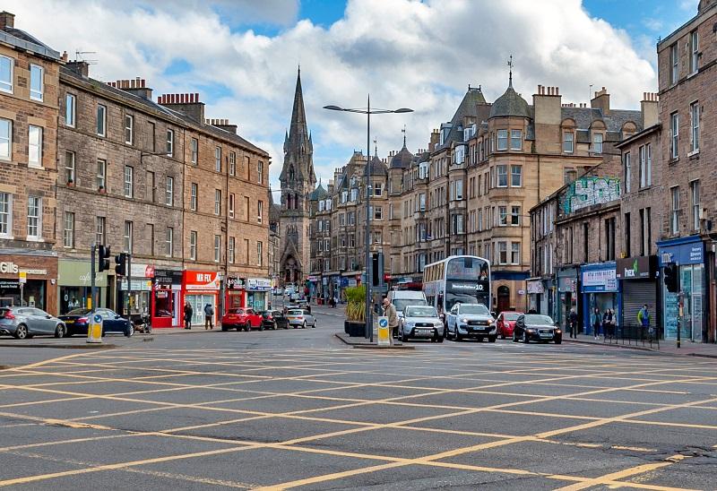 fd6bc12b49 Edinburgh consults on city centre transport plan