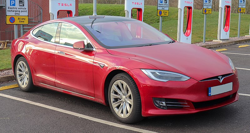 The Tesla Model S Is One Of World Most Por Plug In Electric Vehicles Credit Vauxford Cc By Sa 4 0