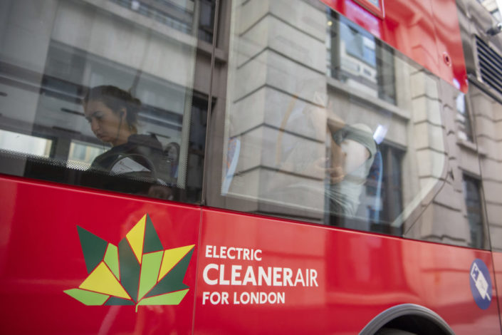 TFL announces first electric bus routes