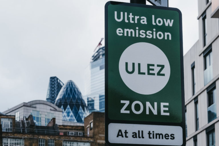London slowly reopens with increase in Congestion Charge